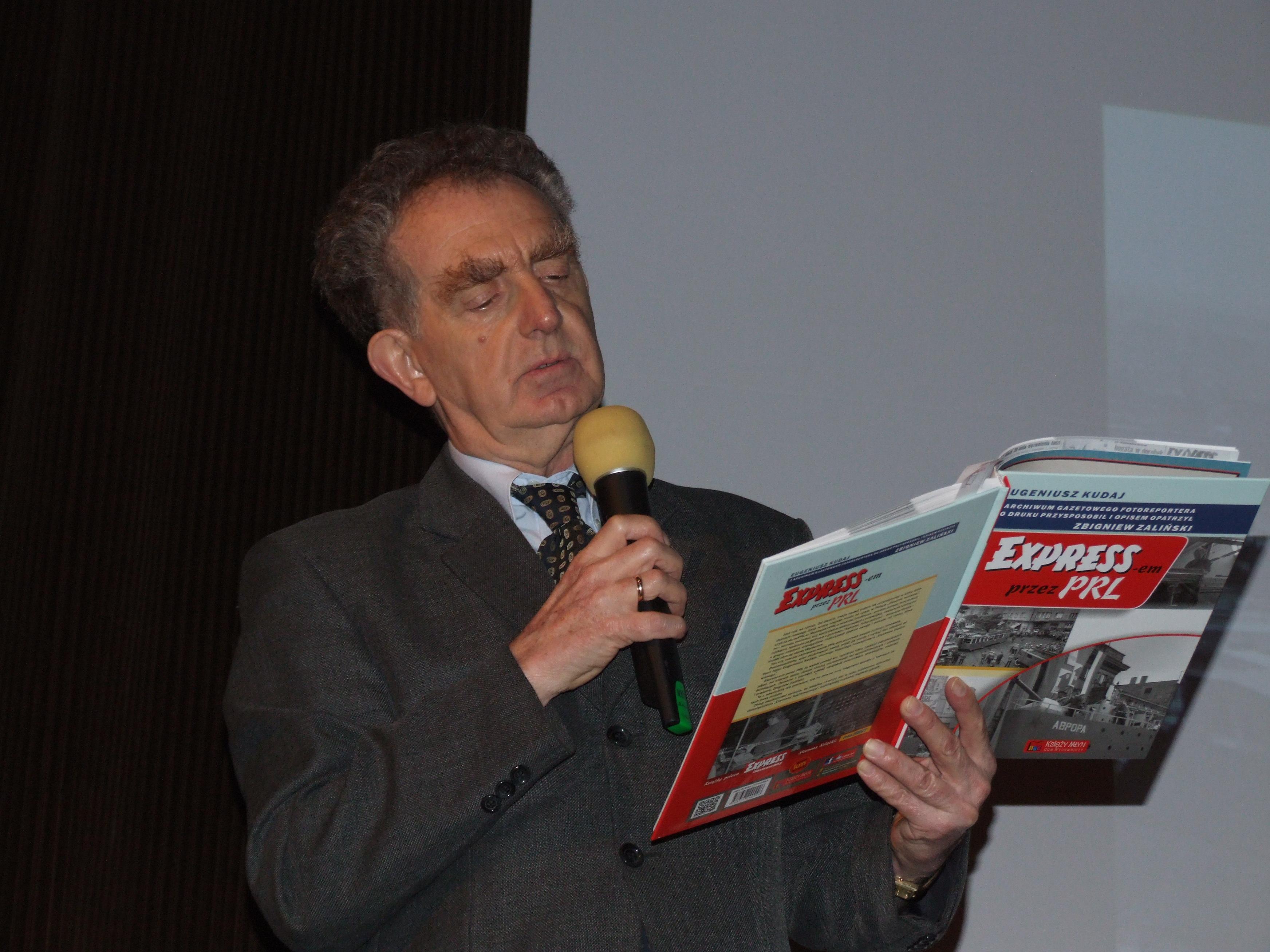 Redaktor Zbigniew Zaliński