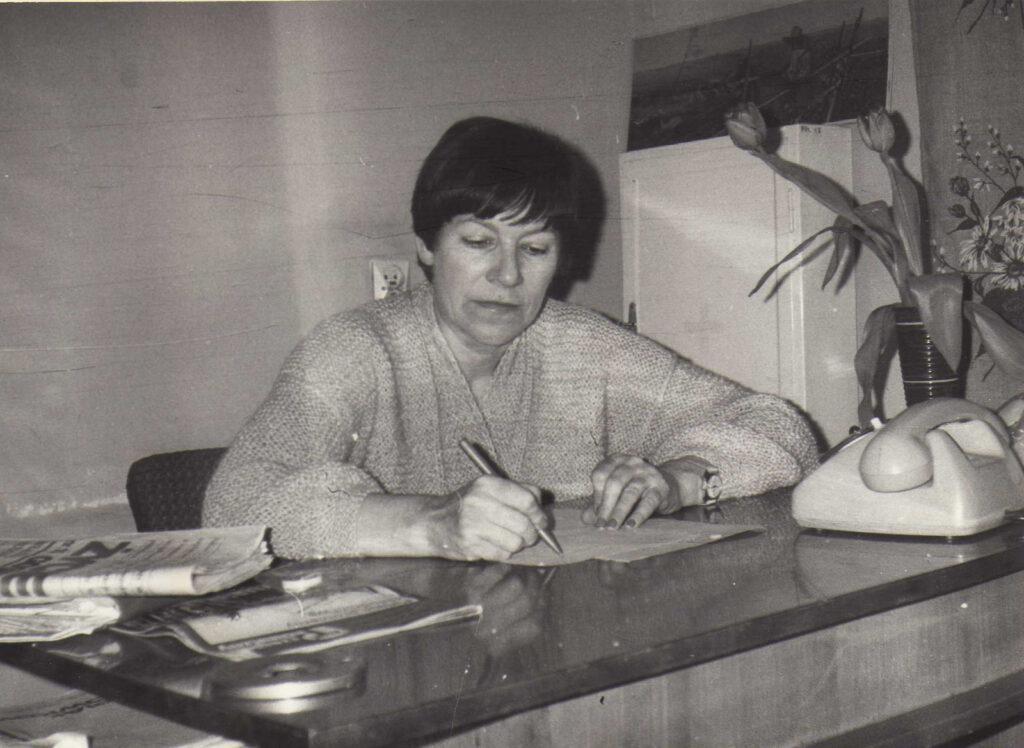 Krystyna Tamulewicz